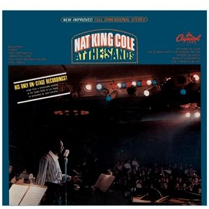 Nat King Cole At The Sands - album