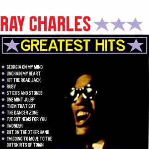 Ray Charles Greatest Hits Album