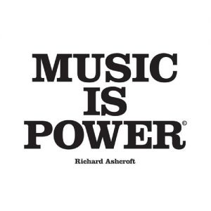 Music Is Power - album