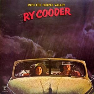 Ry Cooder Into the Purple Valley, 1990