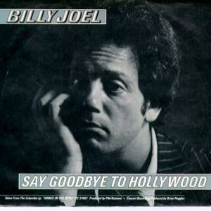 Say Goodbye to Hollywood Album