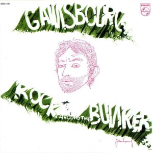 Serge Gainsbourg Rock around the bunker, 1975