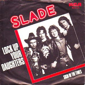 Slade Lock Up Your Daughters, 1981