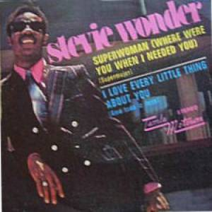Stevie wonder boogie on reggae woman lyrics