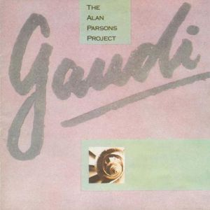 The Alan Parsons Project Gaudi, 1987