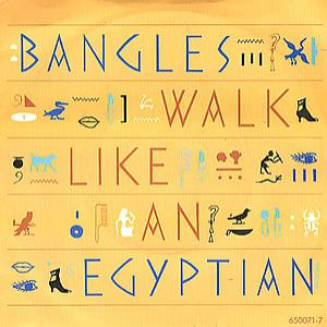Walk Like an Egyptian Album