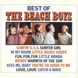 Best of the Beach Boys Album