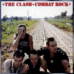 The Clash Combat Rock, 1982