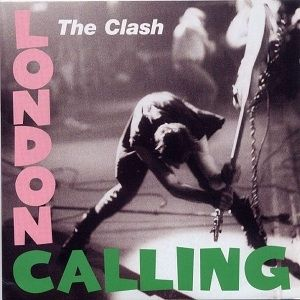 The Clash London Calling, 1979