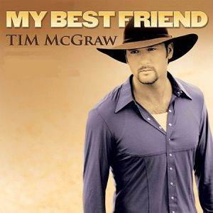 """mc graw singles """"meanwhile back at mama's"""" just became tim mcgraw's 51st top 10 hit on billboard's country airplay chart and since it's a collaboration with his wife, it's also faith hill's 23rd top 10."""