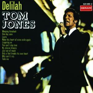 Tom Jones Delilah, 1968