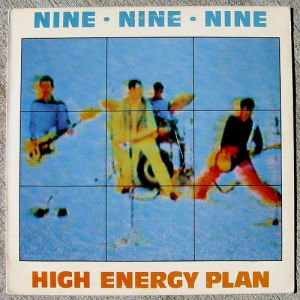 High Energy Plan - album