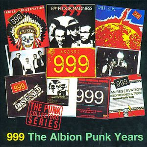 The Albion Punk Years - album
