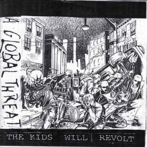 The Kids Will Revolt - album