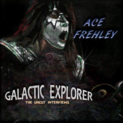 Ace Frehley Galactic Explorer: The Uncut Interviews, 2015