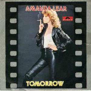 Amanda Lear:Tomorrow Lyrics - FANDOM powered by Wikia