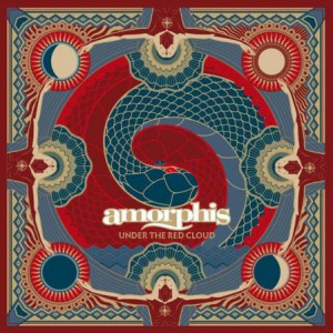 Amorphis Under the Red Cloud, 2015