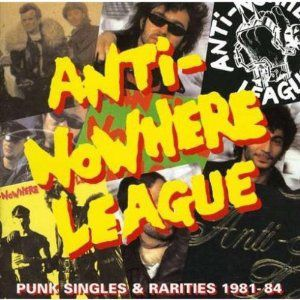 Punk Singles and Rarities 1981 – 1984 Album