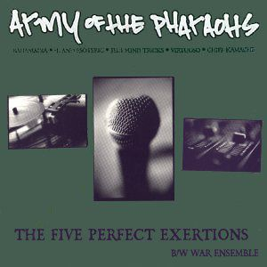 The Five Perfect Exertions Album