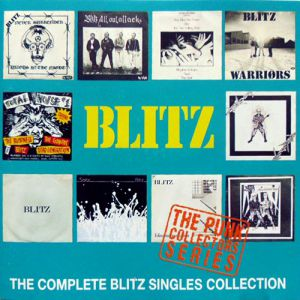 The Complete Blitz Singles Collection Album