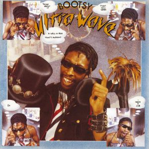Bootsy Collins Ultra Wave, 1980