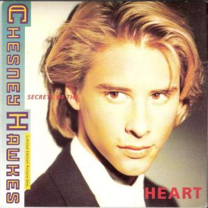 Chesney Hawkes Secrets of the Heart, 1991