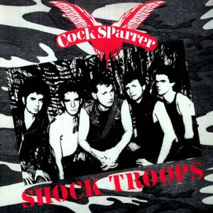 Shock Troops - album