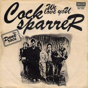 Cock Sparrer We Love You, 1977