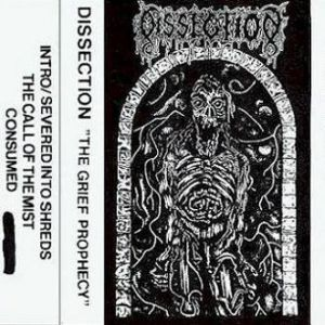 Dissection The Grief Prophecy, 1990
