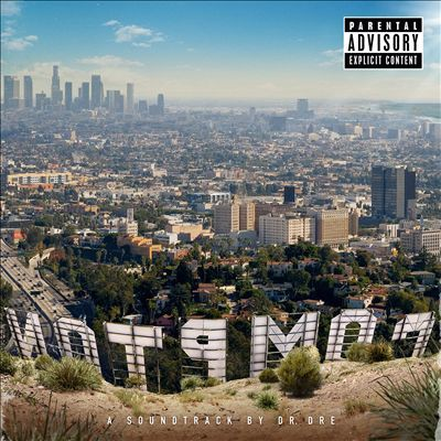 Compton: A Soundtrack by Dr. Dre - album