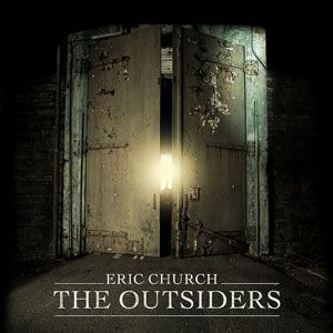 Eric Church The Outsiders, 2013