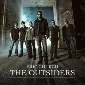 Eric Church The Outsiders, 2014