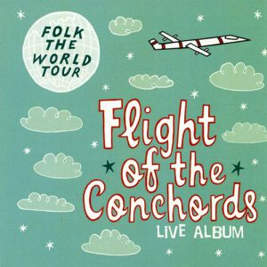 Flight of the Conchords Folk the World Tour, 2002