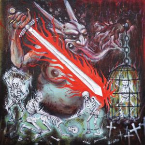 Impaled Nazarene Vigorous and Liberating Death, 2015