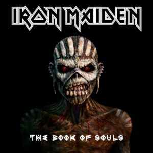 Iron Maiden The Book of Souls, 2015