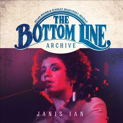 The Bottom Line Archive: Live 1980 Album
