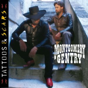 Montgomery Gentry Tattoos & Scars, 1999