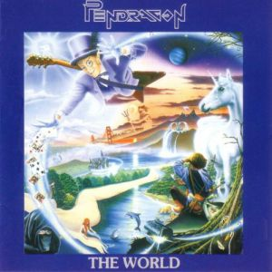 Pendragon The World, 1991