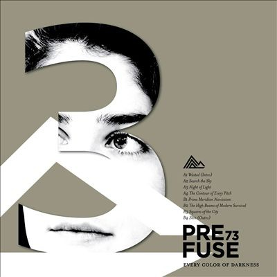 Prefuse 73 Every Color of Darkness, 2015