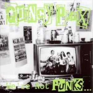 Quincy Punx We're Not Punks... But We Play Them On TV, 1995