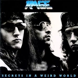 Secrets in a Weird World Album