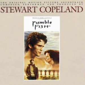 Stewart Copeland Rumble Fish, 1992