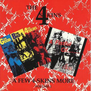 The 4-Skins A Few 4-Skins More, Vol.1, 1987