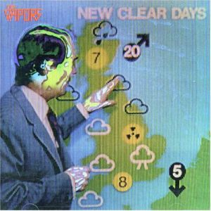 The Vapors New Clear Days, 1980