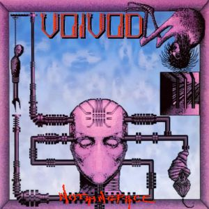 Voivod Nothingface, 1989