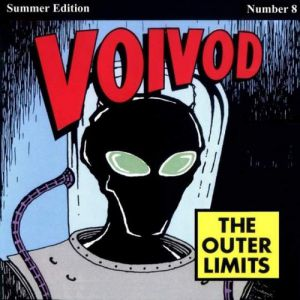 Voivod The Outer Limits, 1993