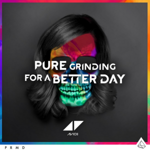 Pure Grinding / For A Better Day - album