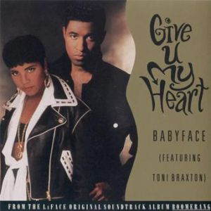 Give U My Heart - album