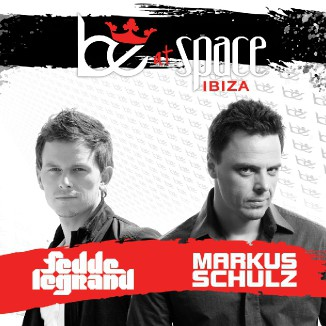 Fedde Le Grand Be at Space, 2011