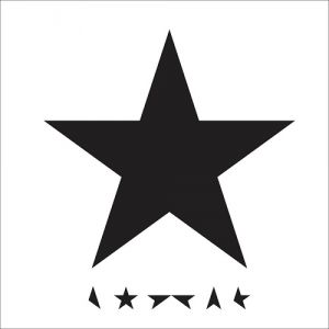 David Bowie Blackstar, 2016